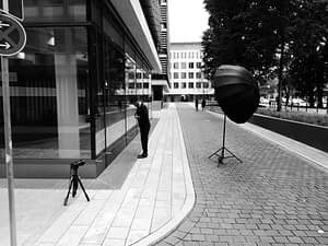 Business Fashion Fotoshooting in München