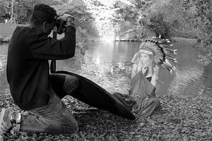 Indiana Portrait Fotoshooting bei Fotograf München
