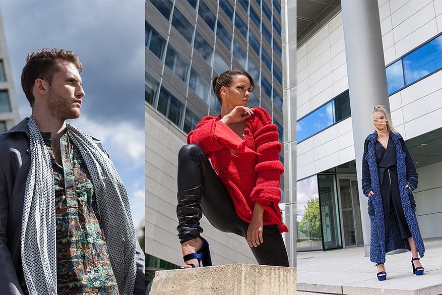 Streetfashion Fotoshooting für Laura Schätzl