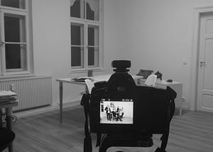 Mitarbeiter Portrait Fotoshooting München