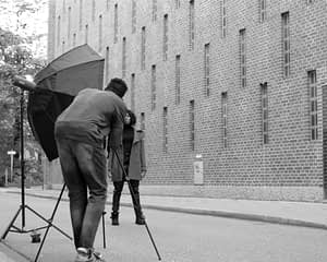 Sedcard Fotoshooting Petra Adebayo in München